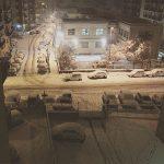 """Tantissima neve in Calabria: da Cosenza a Catanzaro, è una magica """"notte bianca"""" [FOTO]"""