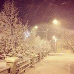 Grandi nevicate in Sicilia [FOTO]