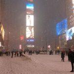 Tempesta Jonas: le FOTO da Manhattan e Central Park