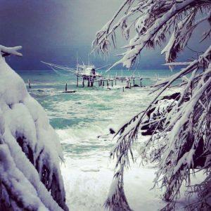 meteo neve gelo freddo blizzard spiaggia allerta (12)