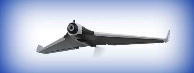 drone ad ala fissa