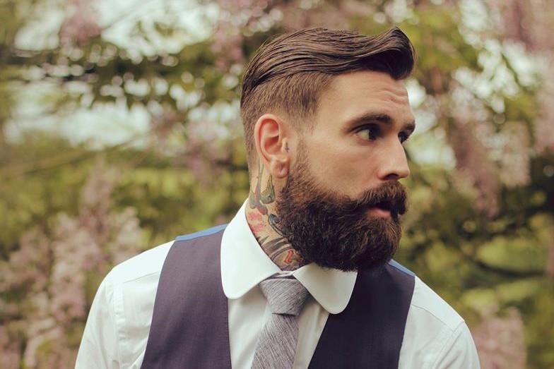 Psicologia: gli uomini con la barba preferiti per le relazioni durature