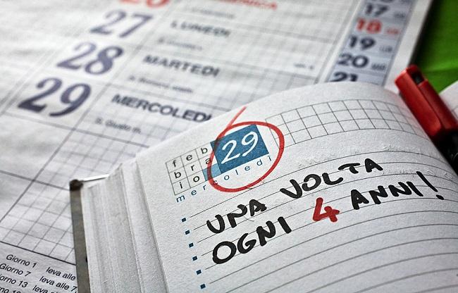 Ogni Quanti Anni Si Ripete Il Calendario.Perche Febbraio Ha 28 Giorni Meteo Web