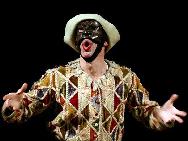Carnevale le maschere classiche della tradizione for Maschere di carnevale classiche