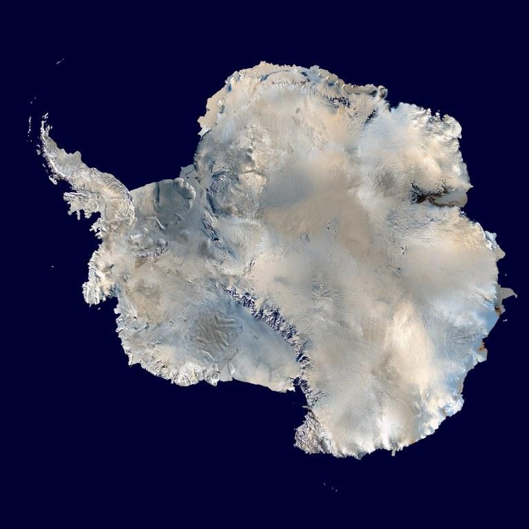 Scossa Antartico