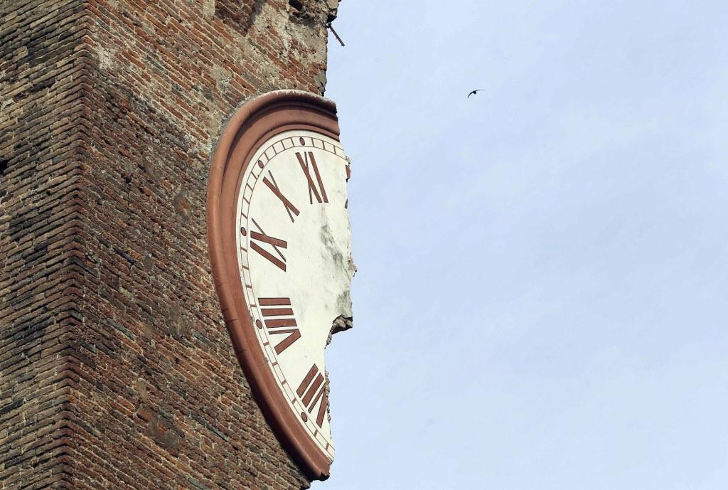terremoto Emilia 2012