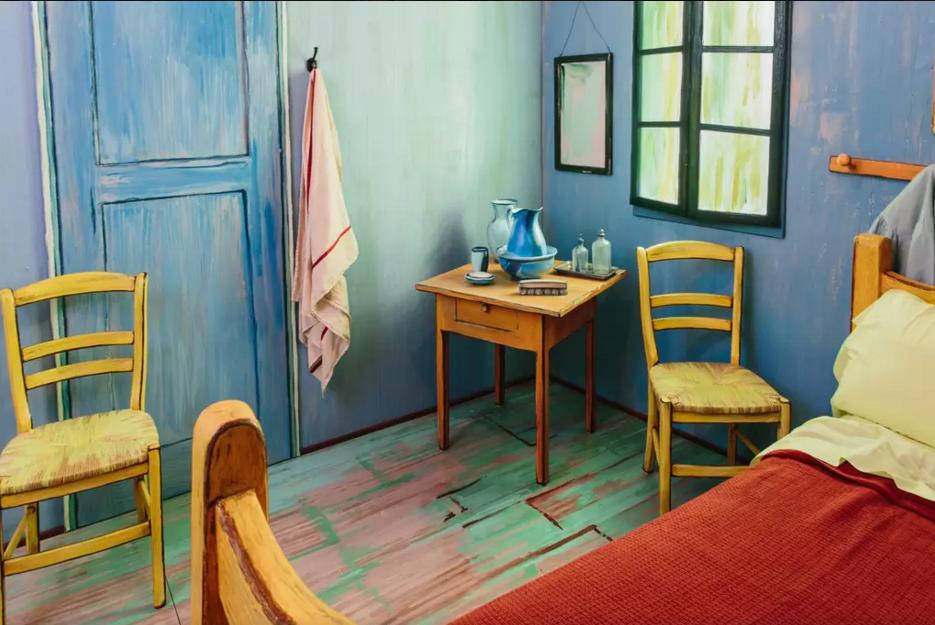 Pernottare in un quadro di Van Gogh? A Chicago questo è possibile ...