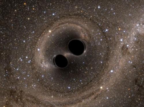 buchi neri onde gravitazionali