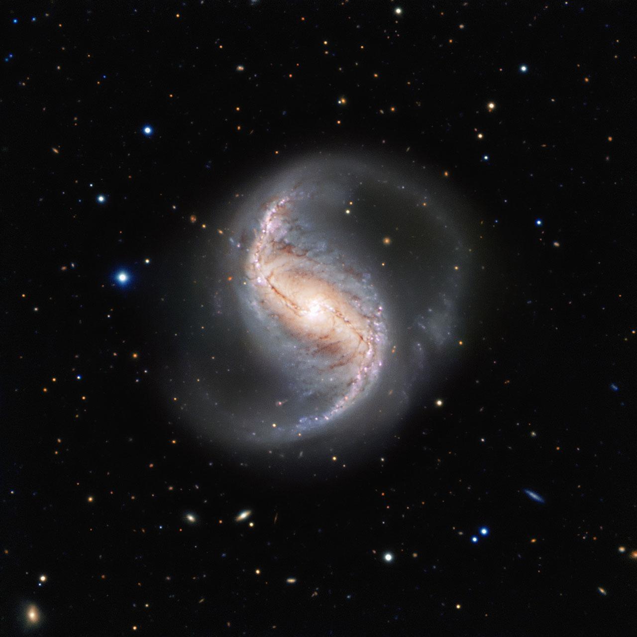 Astronomia: le galassie a spirale negano il ruolo della materia oscura nelle dinamiche interne ad una famiglia di stelle