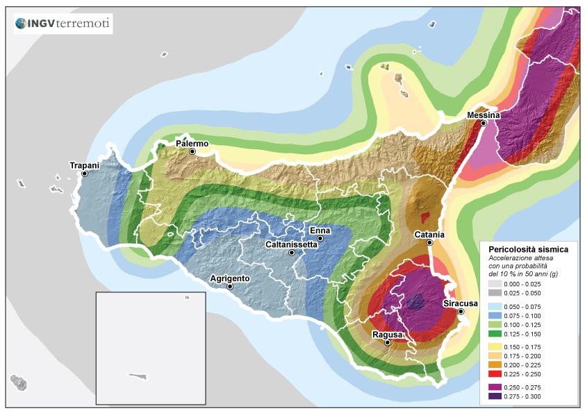 Terremoto sicilia sciame sismico a ragusa tutto - Immagini del cardellino orientale ...