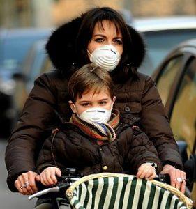 smog bambini. 2