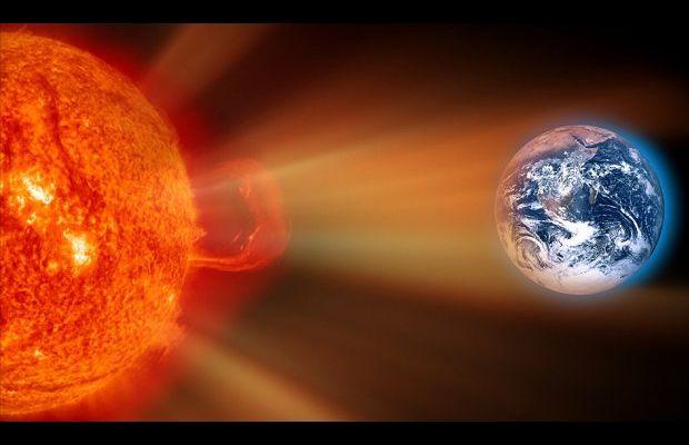 Risultati immagini per tempesta solare