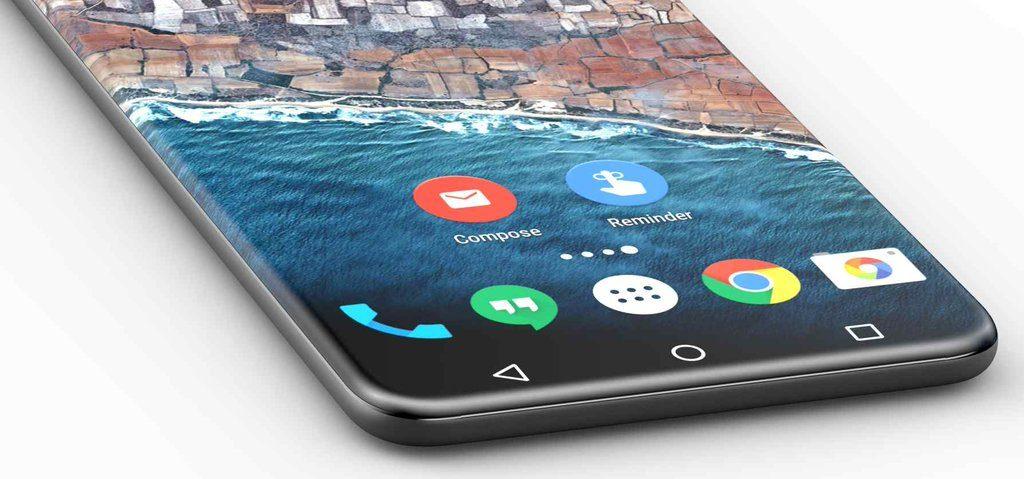 smartphone curvo