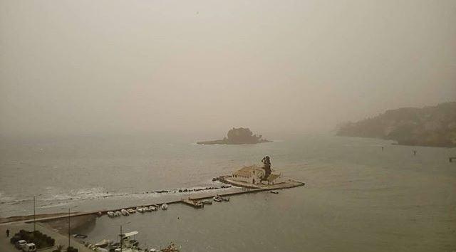 Ciclone gaby la tempesta di sabbia raggiunge la grecia - Immagini di spongebob e sabbia ...