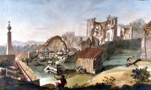Danni terremotoCalabria, 28 Marzo 1783