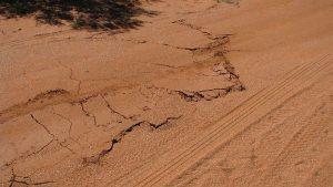 Ernabella Earthquake 2012