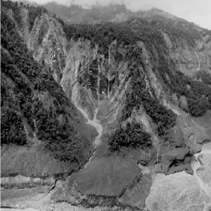 Frane Ecuador, Terremoto 1987