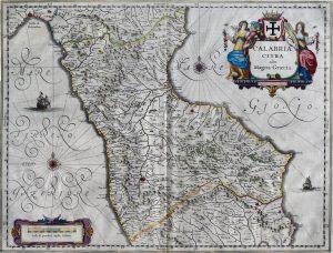 Golfo Sant'Eufemia 1638