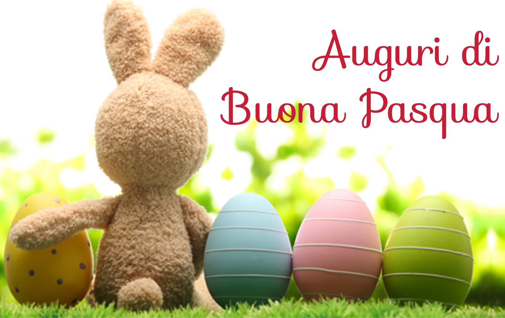 Auguri di buona pasqua ecco le immagini pi belle da - Lettere stampabili del coniglietto di pasqua ...