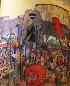 La rivolta del Giovedì Grasso 1511