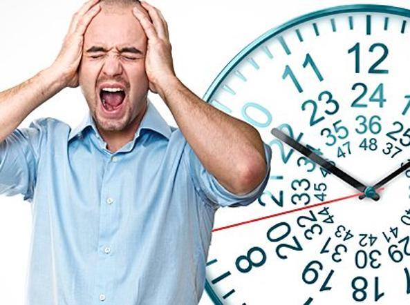 Ora legale con il cambio dell 39 ora ansia e nervosismo sono for Cambio ora 2016