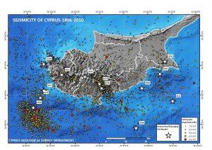 Terremoti Cipro