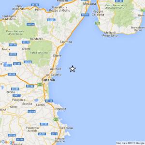 Terremoto Acireale
