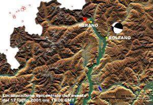 Terremoto di Merano