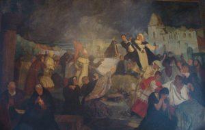 Tito Salas El Terremoto de 1812