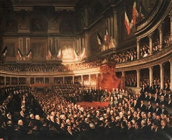 Accadde oggi nel 1861 viene proclamato il regno d 39 italia for Parlamento in diretta