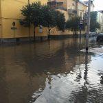 Alluvione lampo a Catanzaro: città allagata [FOTO]