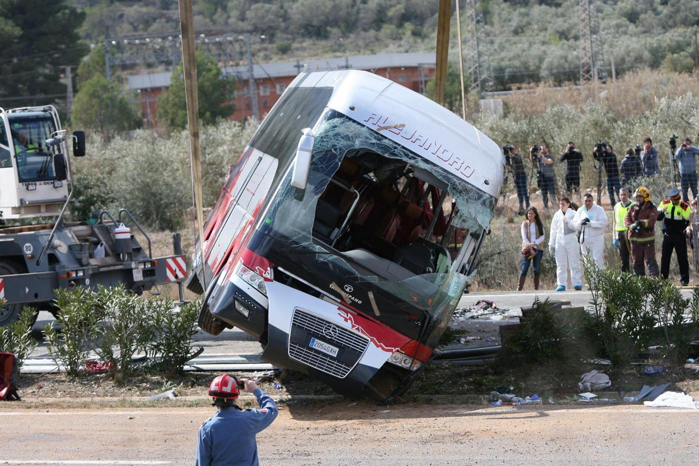 Incidente autobus Spagna: ecco i tragici precedenti.