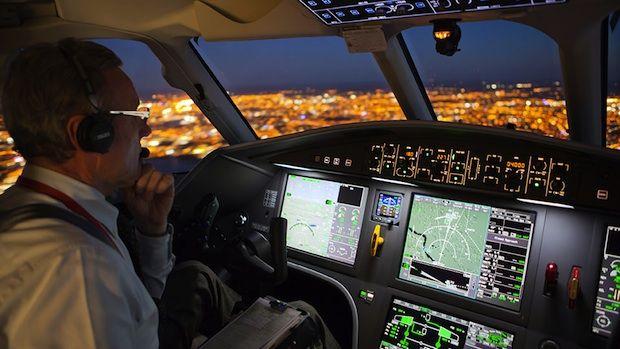 pilota di aereo sbaglia i dati il volo atterra in un