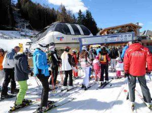 sciare a pasquetta