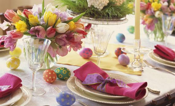 Pasqua 2016 la dieta mediterranea domina le tavole degli - Tavole da pranzo ...