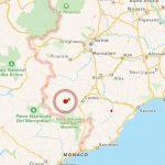 Terremoto Cuneo, tutte le MAPPE della scossa