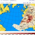 Allerta Meteo, tempesta di sabbia in arrivo: le MAPPE