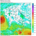 Allerta Meteo, venti impetuosi in Sicilia e Calabria nella giornata di giovedì 7 [MAPPE]