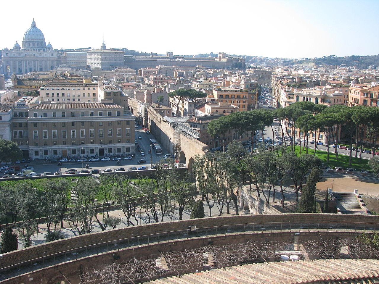Roma Le Terrazze Piu Suggestive Da Cui Ammirare La Grande Bellezza