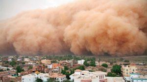 Khartoum Haboob 2007