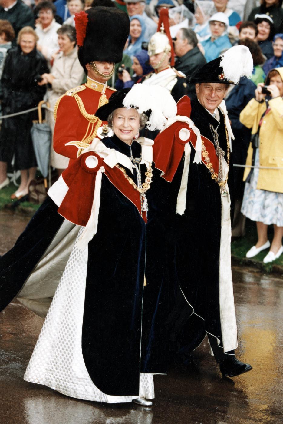 Compleanno elisabetta ii il principe george pronto per il for La regina elisabetta 2
