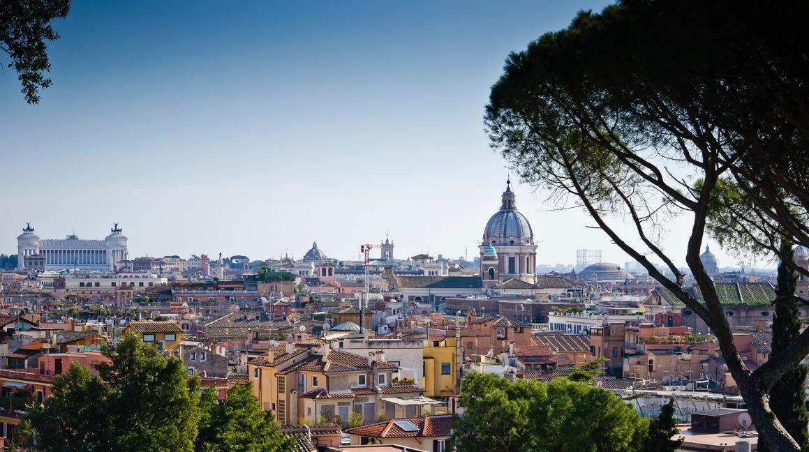 """Roma: le terrazze più suggestive da cui ammirare """"la grande bellezza ..."""