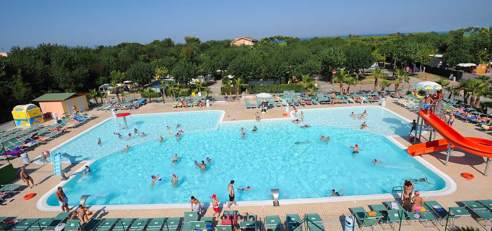 Abruzzo il don antonio camping village di giulianova - Hotel con piscina abruzzo ...
