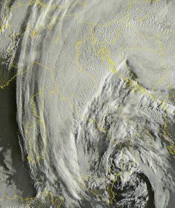 italia satellite venerdì 8 aprile