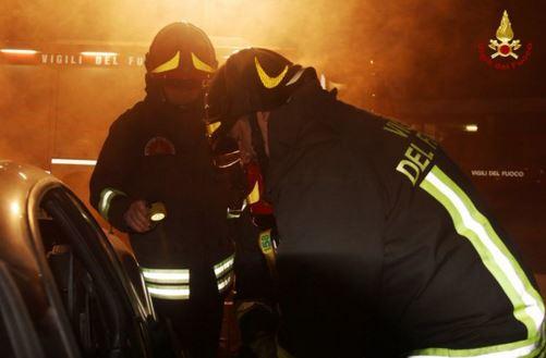 Livorno esplosione e principio d 39 incendio in un 39 azienda for Hd esterno non rilevato