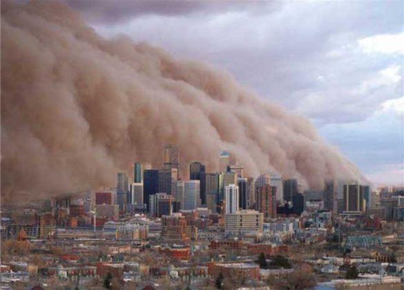 Foto tempesta di sabbia 63