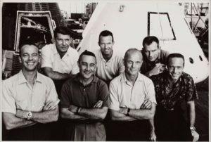 primi astronauti