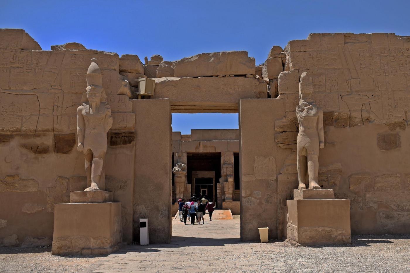 Il complesso templare di karnak uno dei luoghi pi - Foto di uno shamrock ...