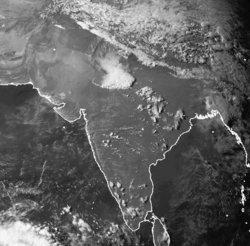 """I potenti """"Clusters temporaleschi"""" che caratterizzano la fase pre-monsonica fra nord dell'India e Bangladesh"""
