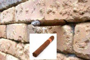 Brick-wall-illusion answer